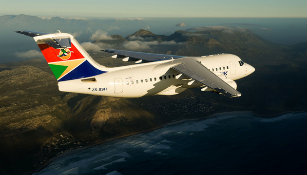 South African Airlink Flight Makes Emergency Landing