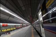 مقاومسازی ایستگاه مترو قیطریه در برابر حملات اتمی و شیمیایی