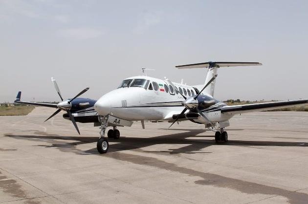 وارسی پروازی سامانههای کمک ناوبری هفت فرودگاه کشور