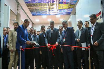 افتتاح نمایشگاه توانمندیها و تجهیزات ساخت تونل توسط وزیر راه و شهرسازی