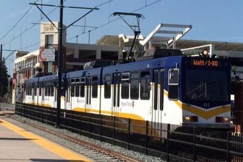 Sacramento inaugurates light rail extension