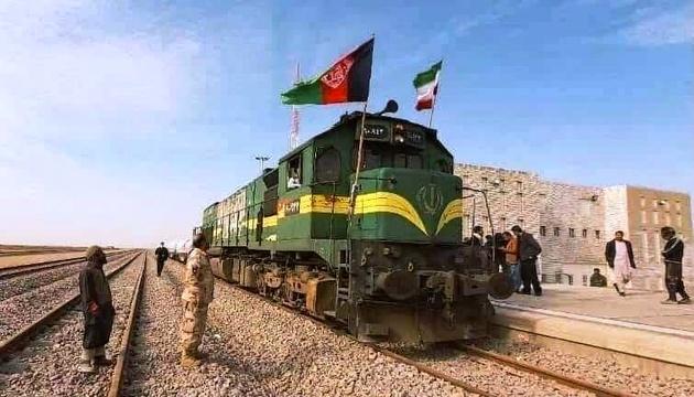اتصال ریلی ایران به چین از مسیر افغانستان