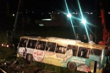 5 کشته و 36 مصدوم در واژگونی مرگبار اتوبوس در لرستان