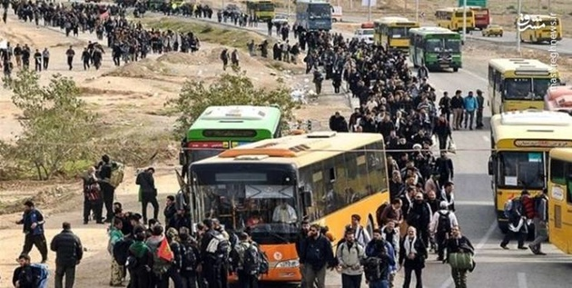شرایط ورود زائران به عراق اعلام شد