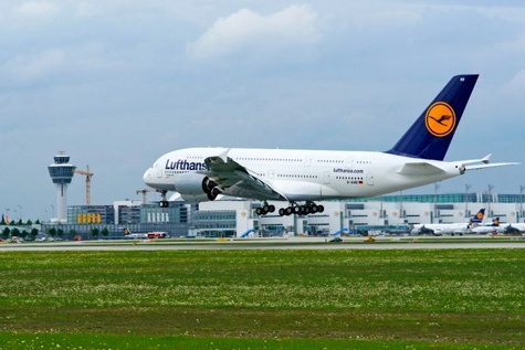 Lufthansa A380s Head to Munich