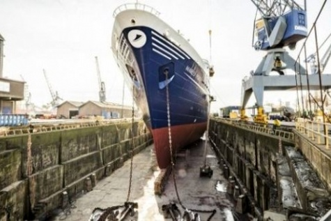 Damen maintains two old cruise vessels