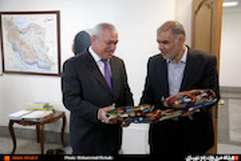 ◄ جلسه جمع بندی دبیرکل تراسیکا با معاون وزیر راه و شهرسازی