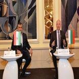 ابراز امیدواری وزیر حملونقل بلغارستان برای توسعه اقدامات مشترک دو کشور