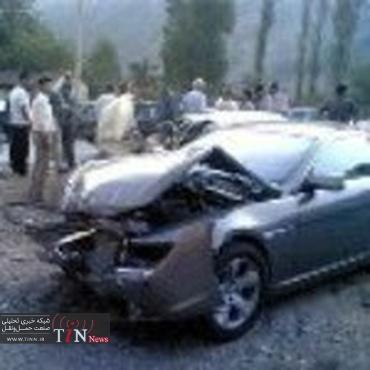 آمار کشته شدگان تصادفات رانندگی در سقز ۶۳ درصد کاهش یافت