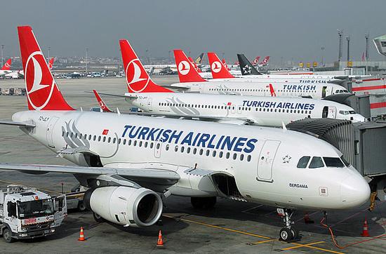 ازسرگیری پروازهای ترکیش به ایران از 12 روز دیگر