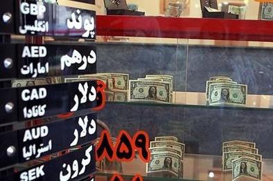 قیمت دلار به تابلوی صرافیها برگشت