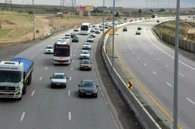 وضعیت جوی و ترافیکی جاده های کشور