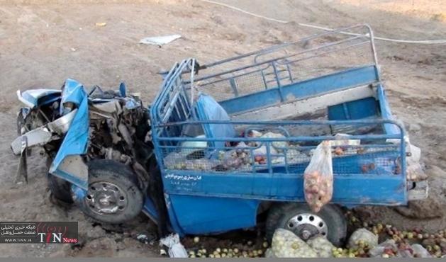 سقوط نیسان به دره، کودکی را در کهگیلویه به کام مرگ فرستاد