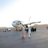 پایان عملیات رفت پروازهای حج تمتع از فرودگاه بیرجند