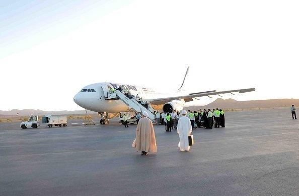 برقراری پرواز حجاج از فرودگاه همدان