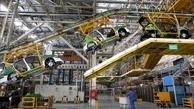 الاکلنگ تولید ماهانه خودرو