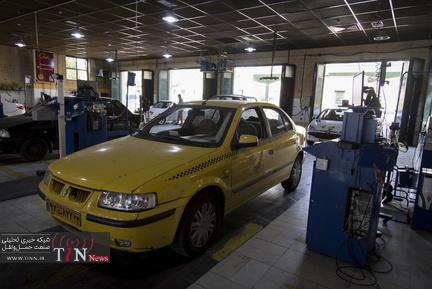 طرح تعویض کاتالیست فرسوده ویژه تاکسی