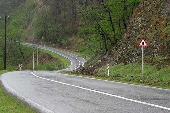 جاده اردبیل - آستارا تا ۱۵ فروردین مسدود شد