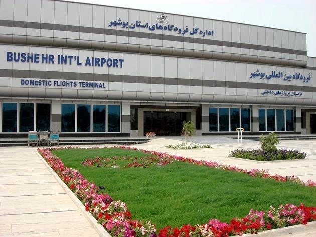 پرواز تهران-بوشهر-تهران برقرار شد