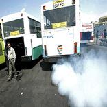 ضربالاجل سهماهه شهرداری به اتوبوسهای دودزا