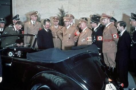 هشتادمین سالگرد تاسیس فولکسواگن به دستور هیتلر +عکس