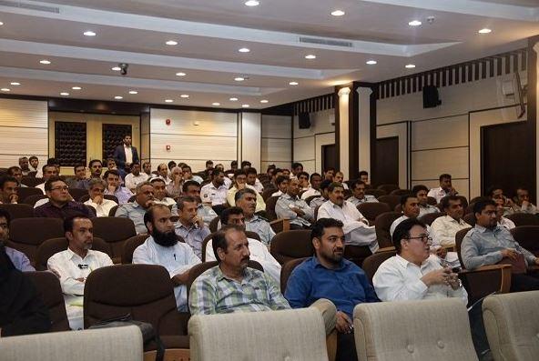 اولین سمینار آموزشی ایمنی در عملیات بندری در بندر چابهار