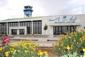 برقراری مجدد پروازهای فرودگاه شاهرود پس از کاهش همه گیری کرونا