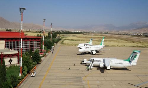 طرح توسعه فرودگاه خرمآباد خردادماه تکمیل میشود