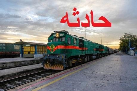 برخورد مرگبار قطار مسافربری با عابر در زنجان