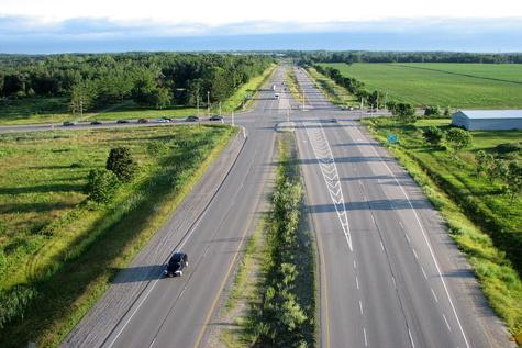 Ontario, Bihar Rural Roads, Lake Victoria Transport Project