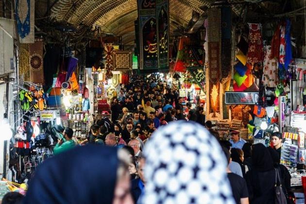 احتمال فروریزش در منطقه بازار تهران