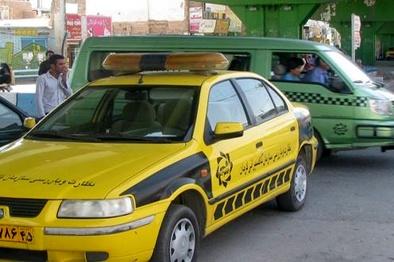 نرخ جدید کرایه تاکسی و اتوبوس شهر کرمان ابلاغ شد
