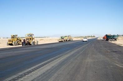 ۵۶۰ کیلومتر پروژه بزرگراهی خراسان جنوبی در دست اجرا است
