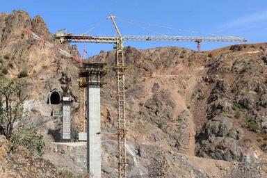پیشرفت هشت درصدی پروژه راهآهن اردبیل