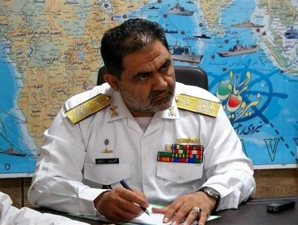 موتور دریایی تمام ایرانی بزودی رونمایی میشود