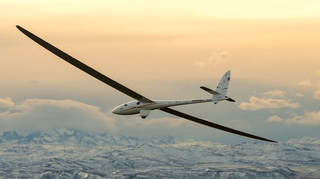 Airbus Perlan Mission II Sets a New World Altitude Record