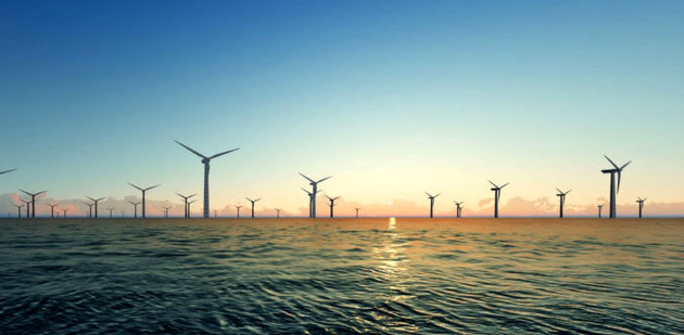 Japanese firm partners on floating offshore wind farm