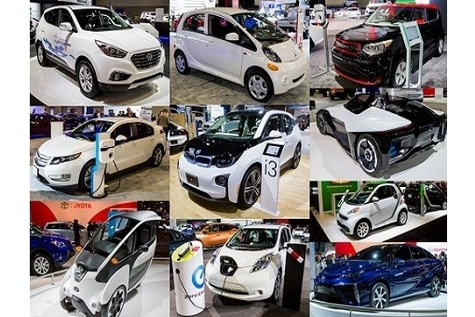 Top ۱۰ Green Cars – ۲۰۱۵ Vancouver Auto Show