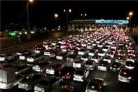 ترافیک سنگین در محورهای هراز و فیروزکوه/ واژگونی پژو 206 در محور فیروزکوه یک کشته برجای گذاشت