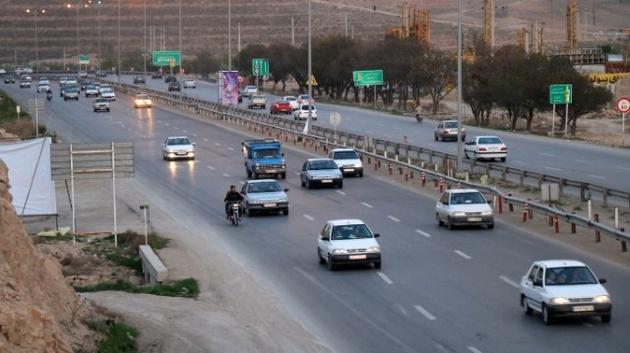 ورود بیش از 2 میلیون خودرو به خراسان شمالی طی 4 ماه