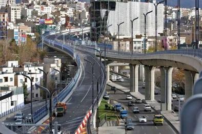 دریافت عوارض برای تردد در بزرگراههای تهران کلید خورد