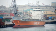 Collision between three ships reported at Kaohsiung port