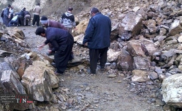 راه دسترسی ۱۹ روستای الیگودرز بازگشایی میشود