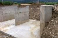 مناقصه احداث پل دالی دهانه ۵ متری روستای سیاه مرزکوه