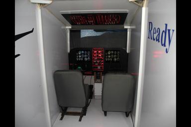 قابلیت خودکفایی در تولید شبیهسازهای پرواز را داریم