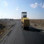 تخصیص هشت هزار و ۸۰۰ تن قیر برای لکهگیری راههای روستایی استان قزوین