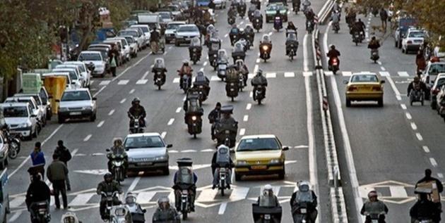نظارت تردد موتورسیکلتها در پیادهرو برعهده شهرداری نیست