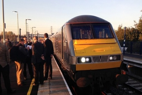Chiltern Railways launches Oxford Parkway service
