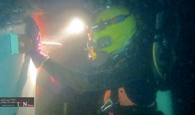 Underwater bow thruster removal and reinstallation in Australia