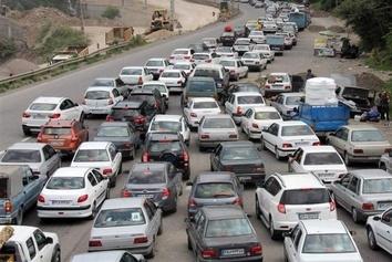 کلنگزنی جاده تهران-جاجرود؛ یک قرن پیش